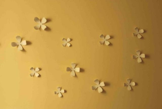 Wand im Behandlungsraum von Maud Guettler
